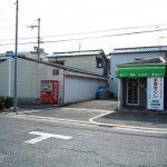 八尾木北5丁目屋根付ガレージ(倉庫利用可)