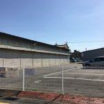 中田5丁目ガレージ屋根付&舗装済ガレージ オススメ!